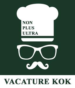 Vacature Kok Non Plus Ultra